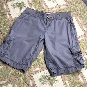 Mossimo Supply Co Cargo Bermuda shorts